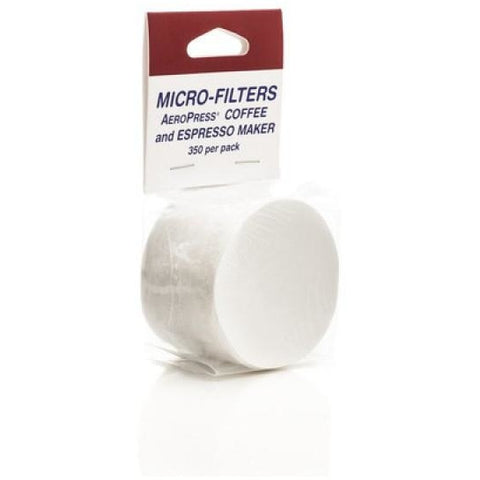 Replacement Filters for Aeropress - Shot