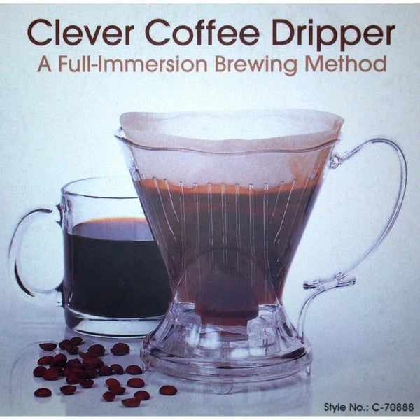 Clever Coffee Dripper - Shot