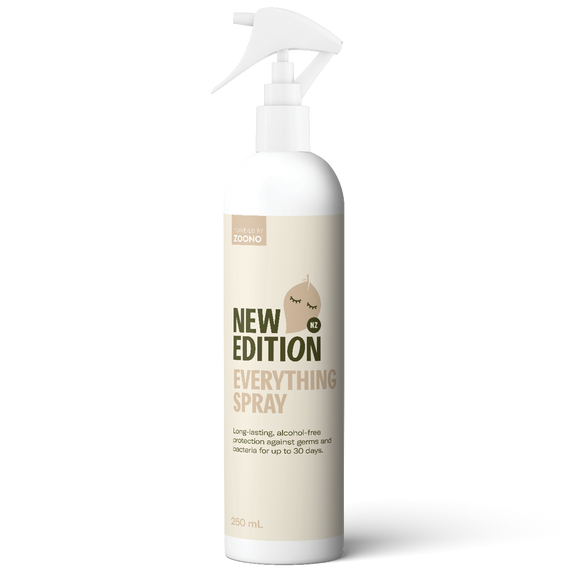 Everything Spray by New Edition