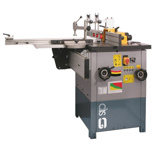 SIP 2800w Four Speed Tilting Spindle Moulder (3.75HP)