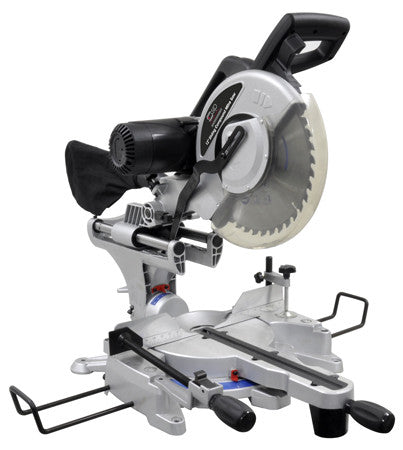 SIP 12'' Dual Bevel Sliding Mitre Saw with Laser (230v)