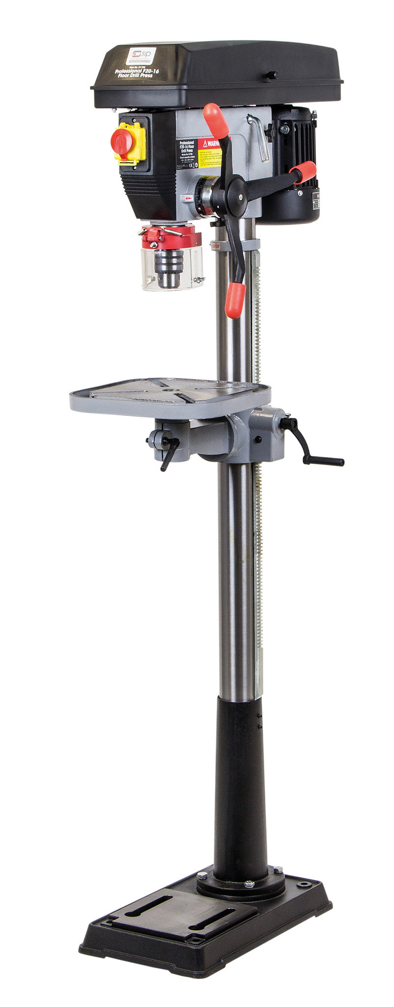 SIP 20mm F20-16 Floor Standing Pillar Drill (550w)