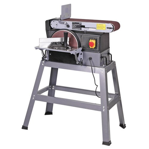 SIP 6 x 10'' Belt & Disc Sander (1HP)