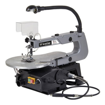 SIP 16'' Scroll Saw with Flexi Drive Shaft (90w)