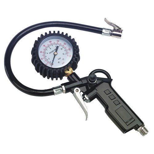 SIP Trade Tyre Inflator (1/4'' Male Fitting)
