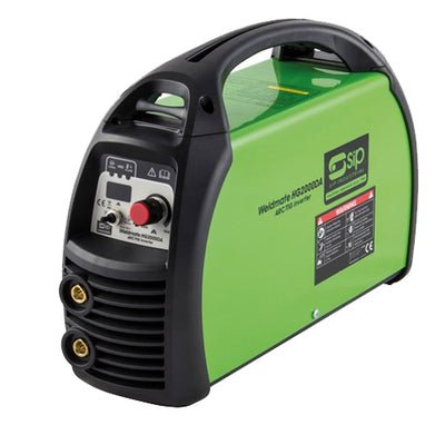 SIP 200amp HG2000DA Professional Inverter Arc Welder