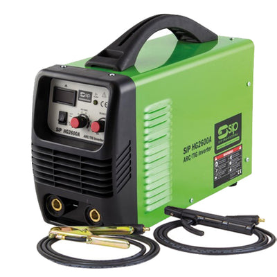 SIP 260amp HG2600A Professional Inverter Arc Welder
