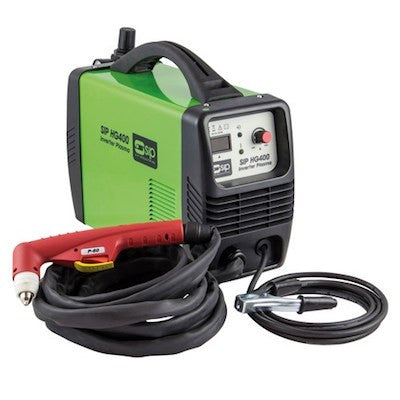 SIP HG400 Inverter Plasma Cutter (Cuts 10mm)