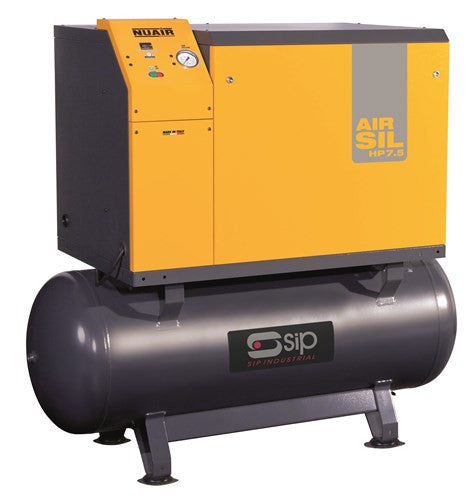 SIP 270 Ltr NB7.5/270 Silenced Air Compressor (400v) (29CFM)