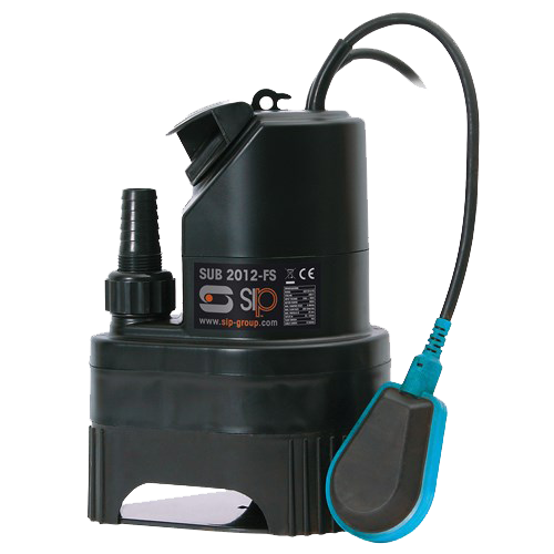 SIP 550w 2012FS Dirty Water Submersible Pump (Pumps 6M)
