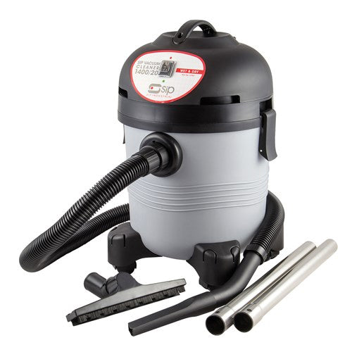 SIP 1400w Wet & Dry Vacuum Cleaner (20 Litre)