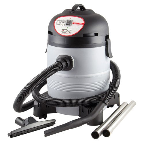 SIP 1400w Wet & Dry Vacuum Cleaner (35 Litre)