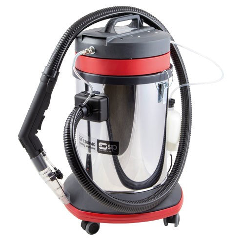 SIP 40 Litre Professional Wet & Dry Valeting Machine (1200w)