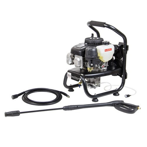 SIP T420/130 Portable Petrol Power Washer (1885psi)