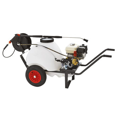 Honda 5.5HP GX160 Petrol Power Washer with Bowser (2320psi)