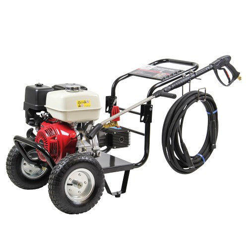 Honda 5.5HP PP660/165 Petrol Pressure Washer (2393psi)