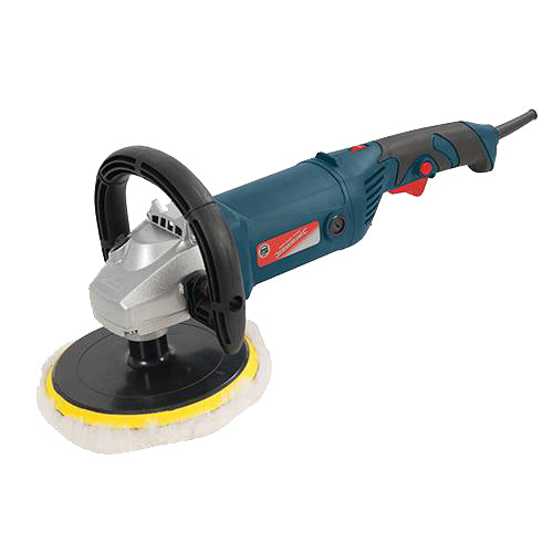 Silverline 1500w Variable Speed Sander Polisher (180mm)