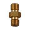1/4'' Male - 1/4'' Male Coupler (LH)