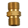 3/8'' Male - 3/8'' Male Coupler (LH)