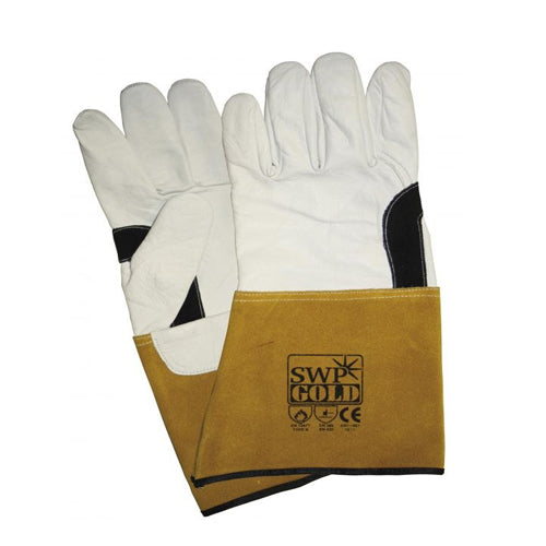 SWP Premium Tig Welding Gauntlet Welding Gloves
