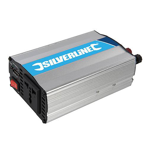 Silverline 300w 12v Power Inverter (12v to 230v)