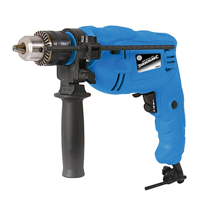Silverline 500w DIY Hammer Drill (13mm Chuck)