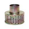2'' Water Pump Zinc Plated Filter Strainer