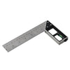 6'' Tri Square with Spirit Level (150mm)
