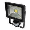 Silverline 20w COB LED Security Floodlight with PIR