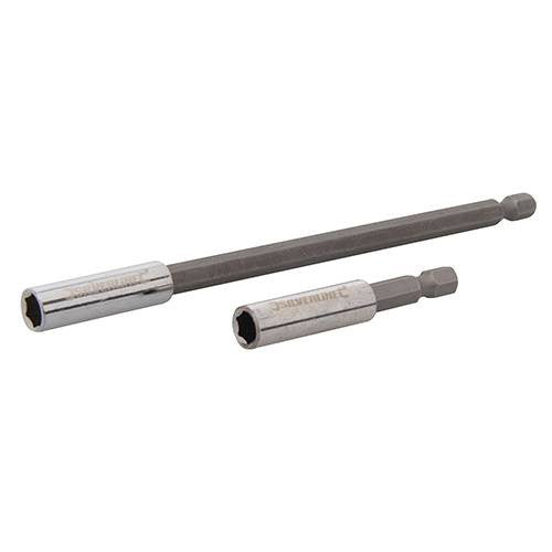 60 & 150mm Magnetic Screwdriver Bit Holder (2pc)