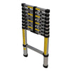 Silverline 2.6M Telescopic Aluminium Ladder (150kg)