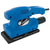 Silverline 135W Orbital Sander (1/3 Sheet)