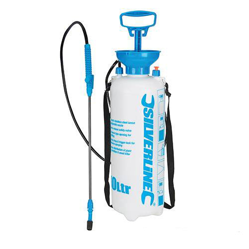 Silverline 10 Litre Pressure Sprayer