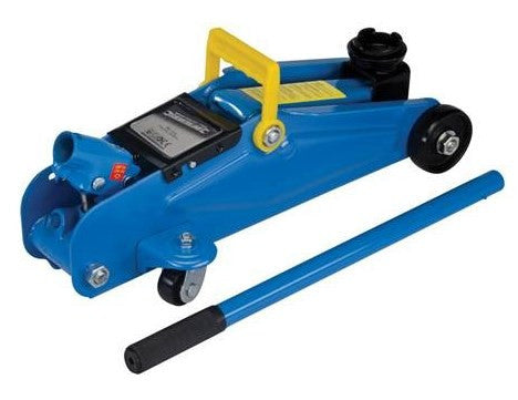 Silverline 2 Ton Hydraulic Trolley Jack