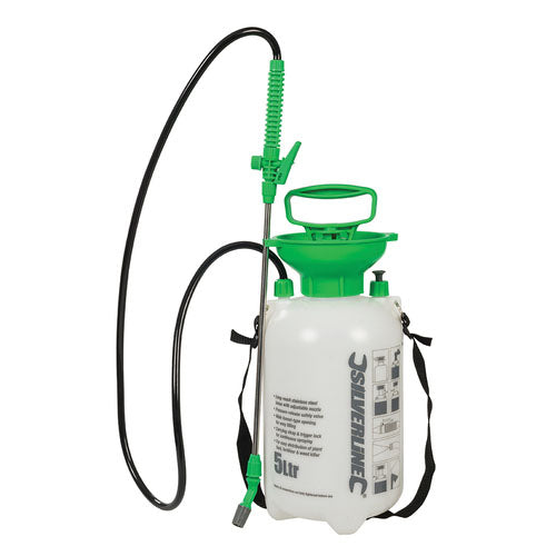 Silverline 5 Litre Pressure Sprayer