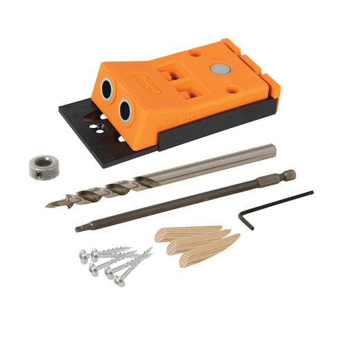 Triton Double Mini Pocket-Hole Jig Kit (Material up to 12mm)