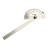 Silverline 150mm Stainless Steel Protractor (0 - 180)