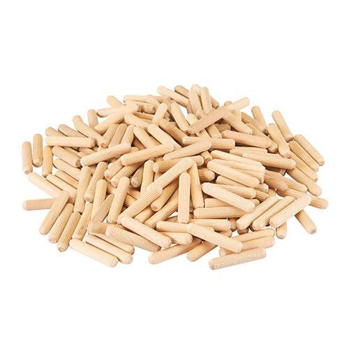 Silverline 8 x 40mm Dowel Pins (200pk)