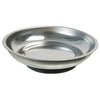 Silverline 150mm Round Magnetic Parts Tray