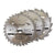 Silverline 165mm Circular Saw Blade 3pk (16, 24 & 30T)