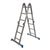 3.6M Aluminium Multipurpose Ladder with Platform