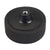 Black 150mm Polishing Sponge - Soft (M14)