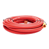 5/16'' x 10M Acetylene Hose - 8mm c/w 3/8'' Fittings