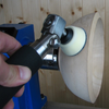 Charnwood Deluxe Bowl and Spindle Sander Package