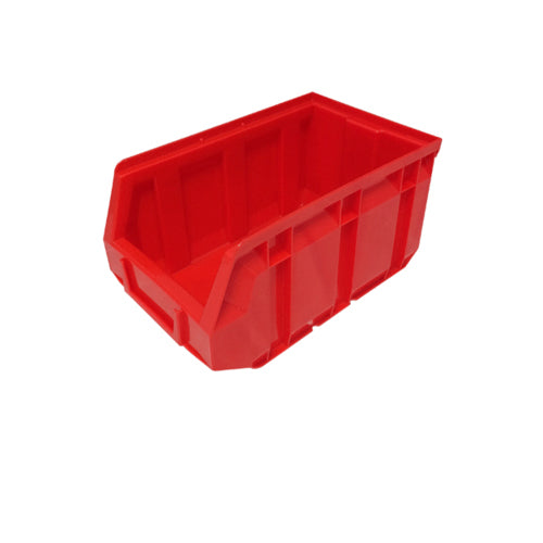 No. 3 Red Storage Parts Bin (230 x 145 x 125)