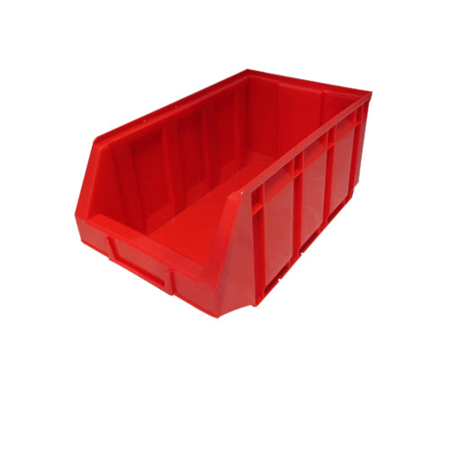 No. 4 Red Storage Parts Bin (325 x 210 x 155)