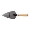 Silverline 200 x 110mm Wooden Handle Brick Trowel
