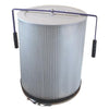1 Micron Cartridge Filter for 500mm Drum Diameter Extractors