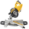 DeWalt DWS774 216mm XPS Sliding Mitre Saw (230v)
