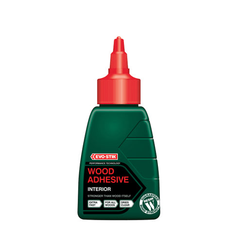 Evo-Stick 715615 Resin Wood Adhesive (125ml)